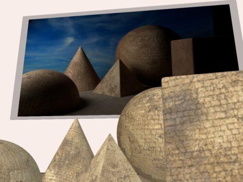 Opening Sculptures Exhibit of Venusia McMahon