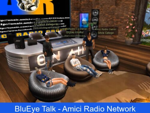 BluEye Talk : Amici Radio Network